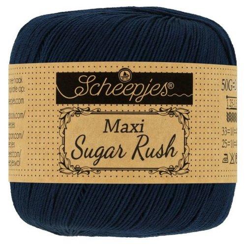 Scheepjeswol Maxi Sugar Rush 50 gram 1124 Ultramarine