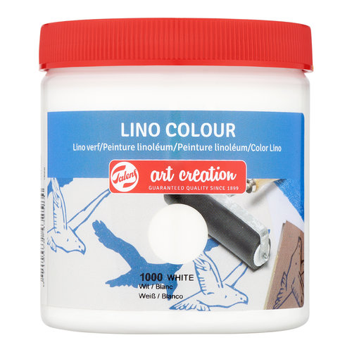 Art Creation Talens Art Creation Lino Colour 250 ml Wit 1000