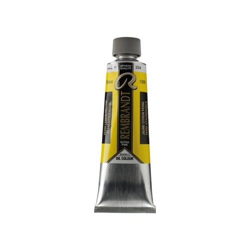 Rembrandt Rembrandt Olieverf 150 ml Tube Perm.citroengeel 254