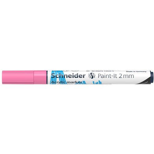 Schneider Acryl Marker Schneider Paint-it 310 pastel roze