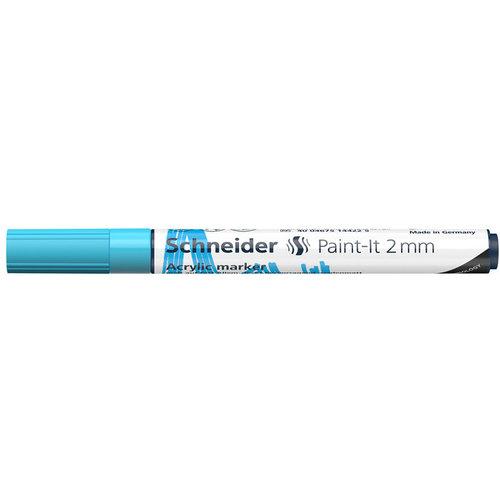 Schneider Acrylverf Stift Schneider Paint-it 310 Pastel Blauw
