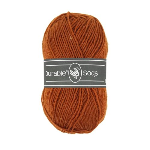 Durable Durable Soqs 50 gram 417 Bombay Brown