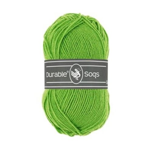 Durable Durable Soqs 50 gram 403 Parrot Green