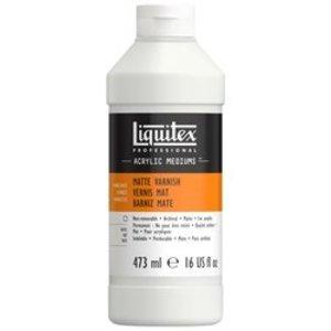 Liquitex Liquitex Acrylverf Vernis Mat 237 ml