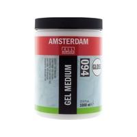 Amsterdam acryl gel medium glanzend 1000 ml