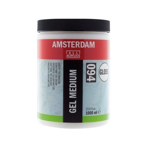 Amsterdam Amsterdam acryl gel medium glanzend 1000 ml