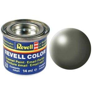 Revell Revell Email Verf 14 ml nr 364  Loofgroen Zijdemat