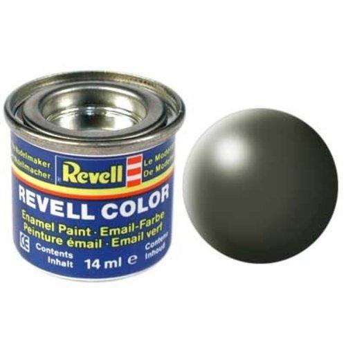 Revell Revell Email Verf 14 ml nr 361 Olijfgroen Zijdemat