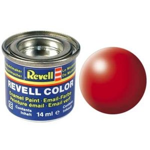 Revell Revell Email Verf 14 ml nr 332 Felrood Zijdemat