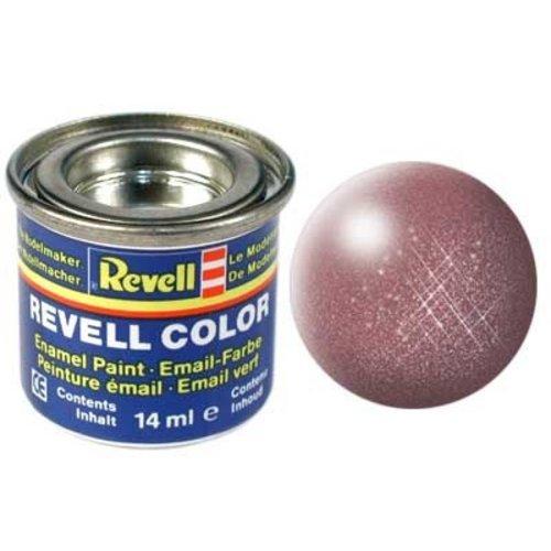 Revell Revell Email Verf 14 ml nr 93 Koper Metallic