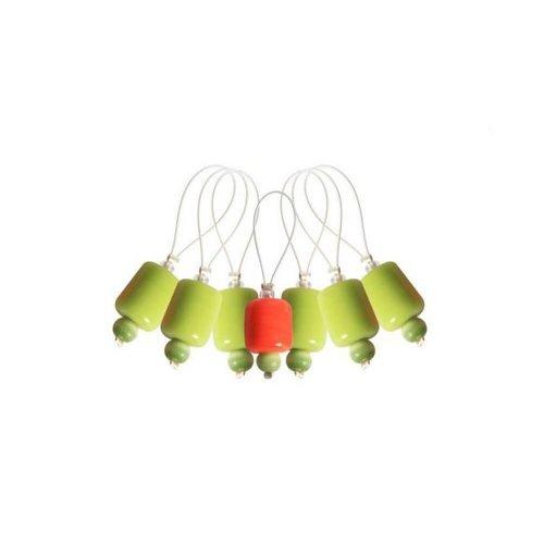 Knitpro Knitpro Stekenmarkeerders 7 stuks groen Holly