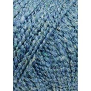 Lang Yarns Lang Yarns Kylie 50 gram nr 88 Blauw Groen