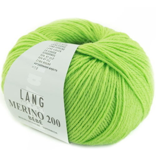 Lang Yarns Merino 200 Bebe | Babywol