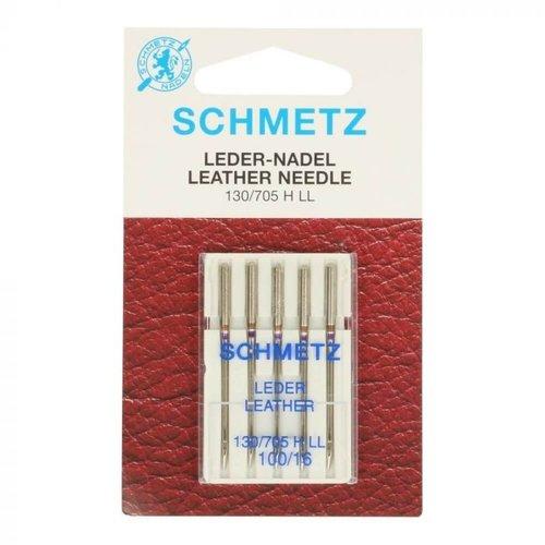 Schmetz Schmetz Machinenaald Leer assortiment H LL N 80-100
