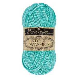 Scheepjeswol Scheepjes Stone Washed 50 gr - 824 Turquoise