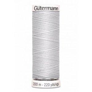 Gutermann Guterman Naaigaren 200 meter 008 Grijs