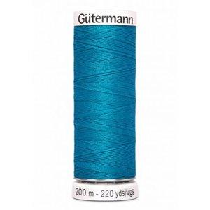 Gutermann Guterman Naaigaren 200 meter 761 Blauw