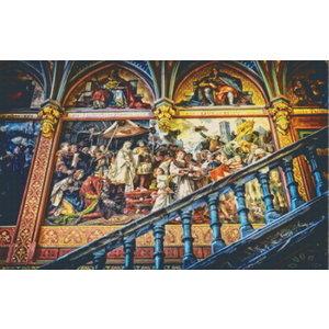 PixelHobby Pixelhobby Patroon 5622 Religieuze Muurschildering