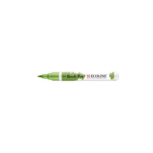 Ecoline Ecoline Brush Pen Bronsgroen 657