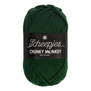 Scheepjeswol Scheepjes Chunky Monkey 100 gram 1009 Pine