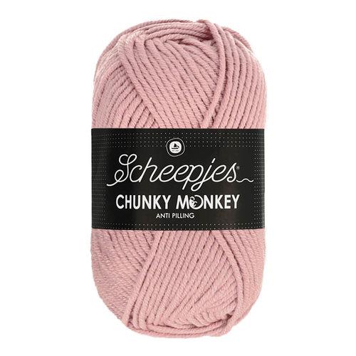 Scheepjeswol Scheepjes Chunky Monkey 100 gram 1080 Pearl Pink
