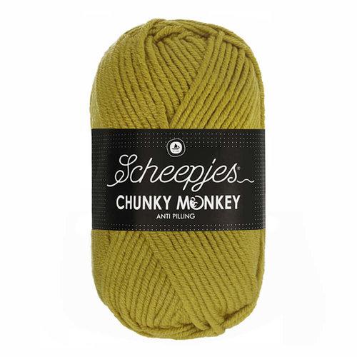 Scheepjeswol Scheepjes Chunky Monkey 100 gram 1712 Bumblebee