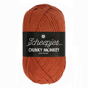 Scheepjeswol Scheepjes Chunky Monkey 100 gram 1723 Flame
