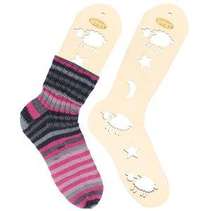 Opry Houten Sockblockers per paar