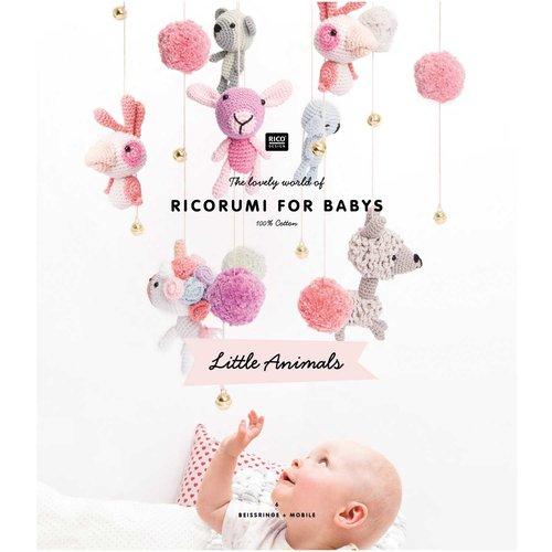 Rico Design Haakpatronen Boekje Amigurumi Baby Knuffels