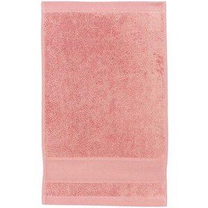 Rico Design Badstoffen gastendoekje met aidaband Roze