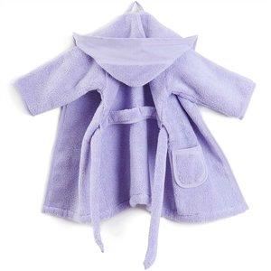 Rico Design Kinderbadjas met aidaband Paars