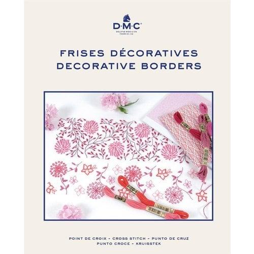DMC DMC Borduurpatronen Boekje Decoratieve Randen