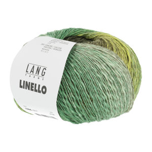 Lang Yarns Lang Yarns Linello 100 gram nr 17 Groen