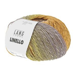 Lang Yarns Lang Yarns Linello 100 gram nr 50 Goud Geel