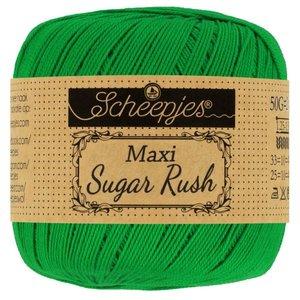 Scheepjeswol Maxi Sugar Rush 50 gram 606 Grass Green