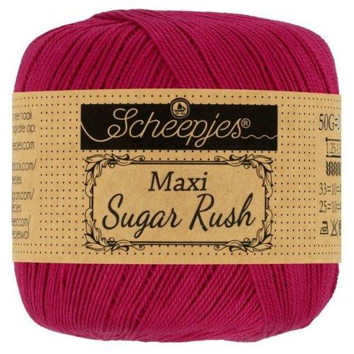 Scheepjeswol Maxi Sugar Rush 50 gram 192 Scarlet