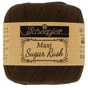 Scheepjeswol Maxi Sugar Rush 50 gram 162 Black Coffee
