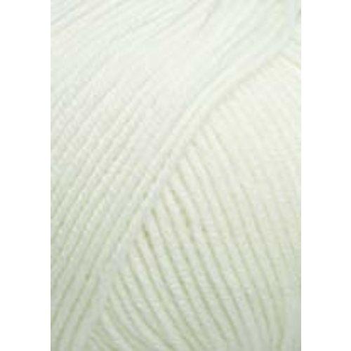 Lang Yarns Lang Yarns Merino 120 50 gram 002 Off White