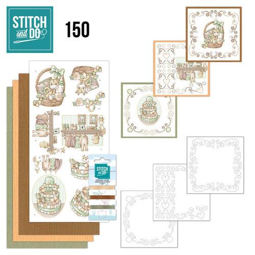 Stitch and Do  Stitch and Do 150 - Yvonne Creations - Newborn
