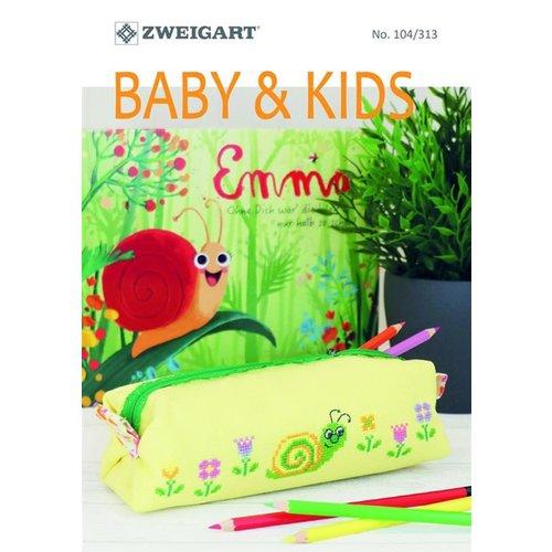 Zweigart Zweigart borduurboekje Baby & Kids