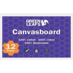 Green Leafs GreenLeafs Artist Canvas Board 250 gram