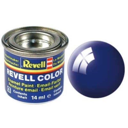 Revell Revell Email Verf 14 ml nr 51 Ultramarijn Blauw Glanzend