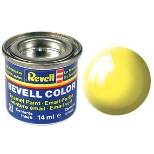 Revell Revell Email Verf 14 ml nr 12 Geel Glanzend