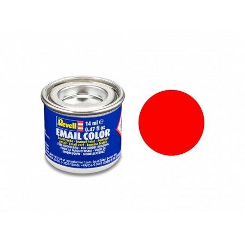 Revell Revell Email Verf 14 ml nr 25 Neon Oranje Mat