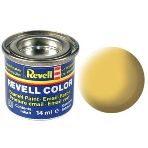 Revell Revell Email Verf 14 ml nr 17 Afrikabruin Mat