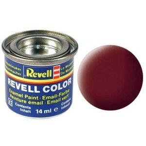 Revell Revell Email Verf 14 ml nr 37 Dakpan Rood Mat