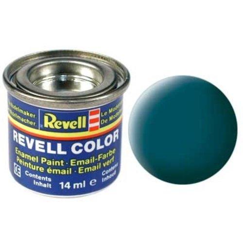 Revell Revell Email Verf 14 ml nr 48 Zeegroen Mat
