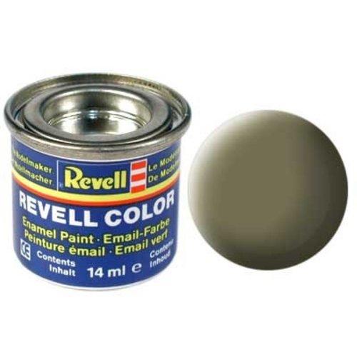 Revell Revell Email Verf 14 ml nr 45 Licht Olijf Mat