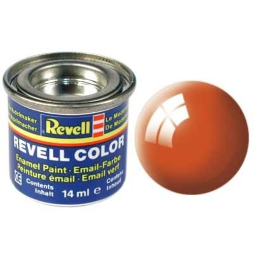 Revell Revell Email Verf 14 ml nr 30 Oranje Glanzend