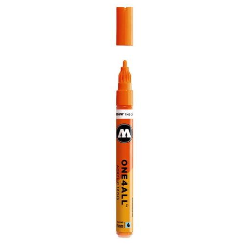Molotow Molotow One four All Acrylmarker 2 mm nr 85 Dare Orange